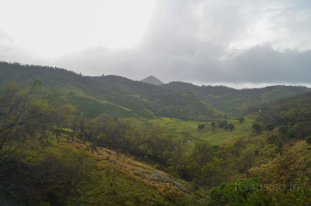View at Thalai Bhavani