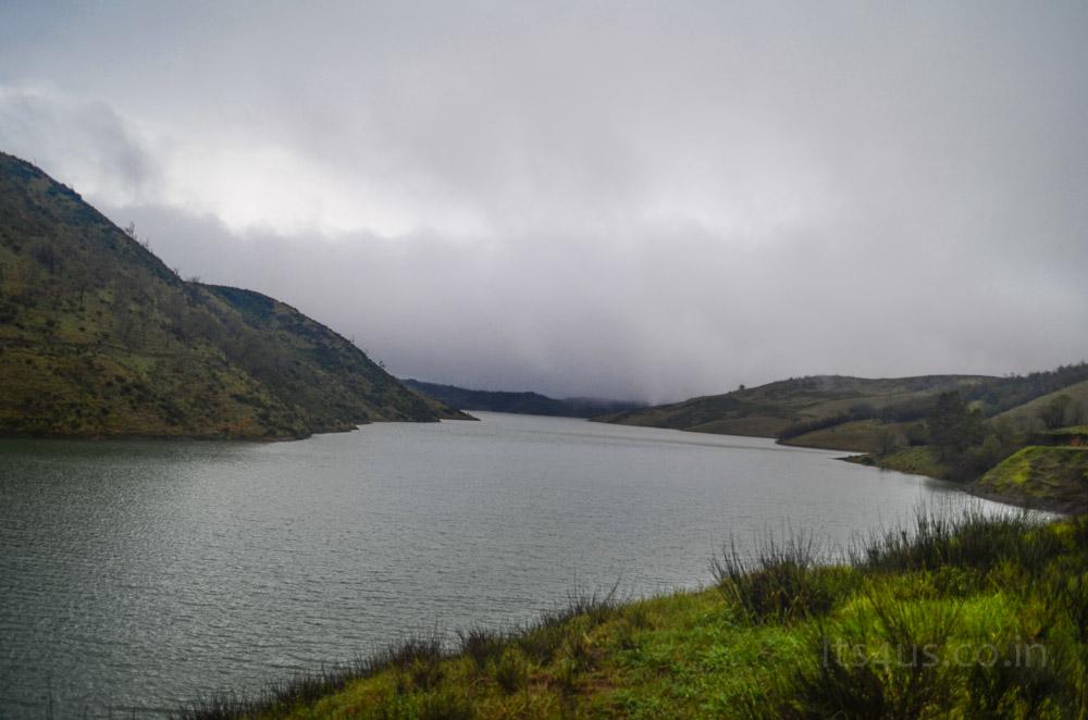Lakkidi ( backwater of Upper Bhavani Reservoir )