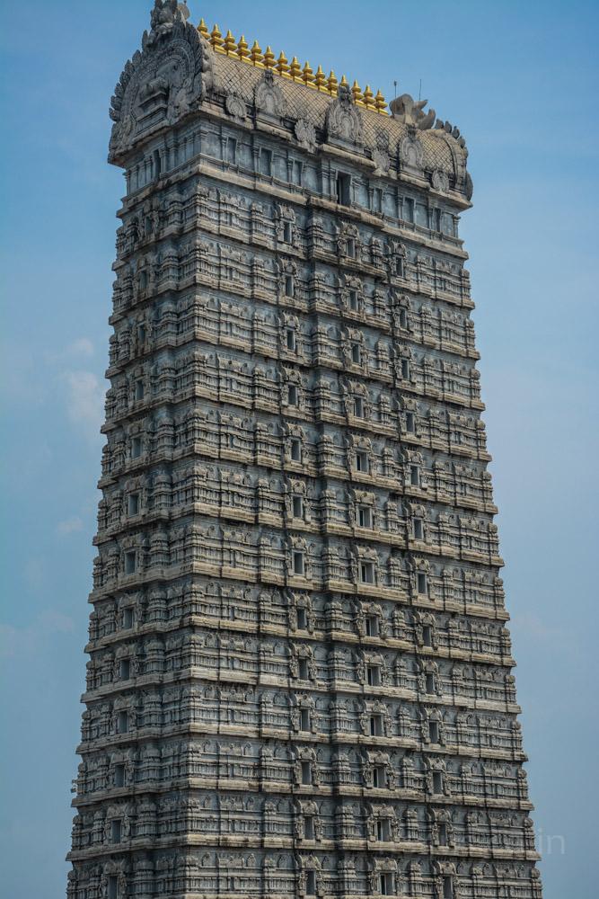 Gopura of Murudeshwar Temple